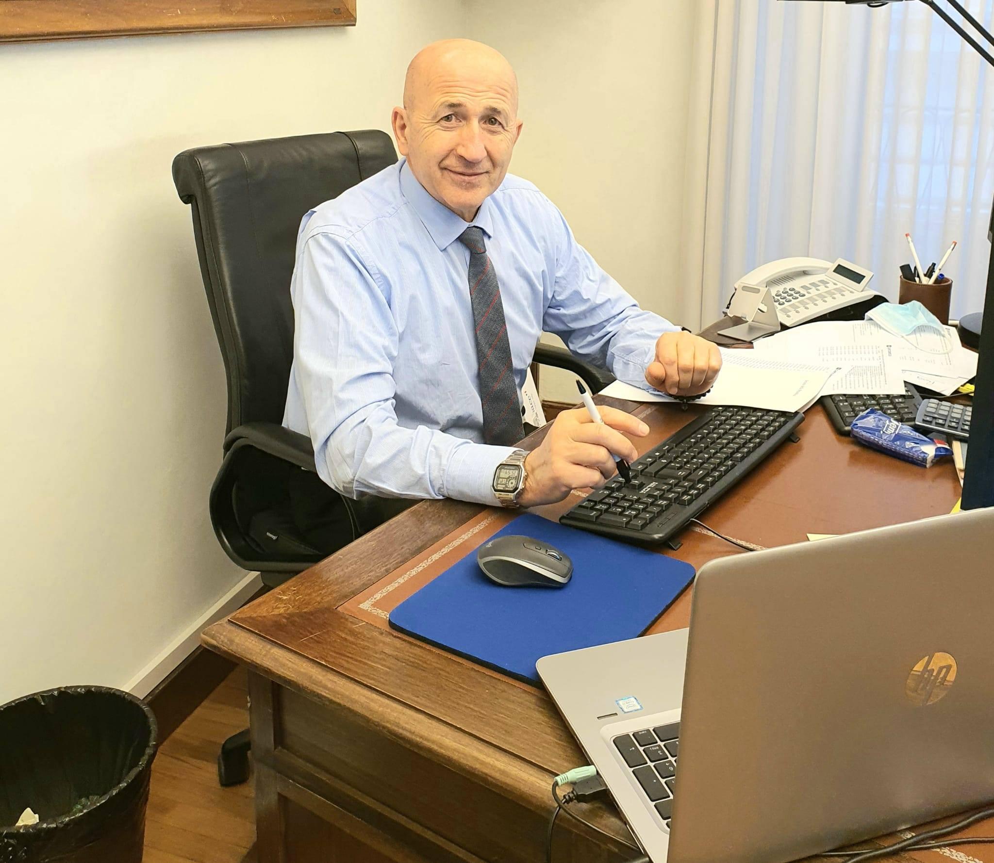 senatore Gabriele Lanzi