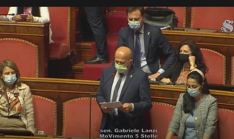SENATORE Gabriele Lanzi M5S: il modello del MoVimento 5 Stelle ha fatto scuola e i partiti possono chiedere prima delle candidature i certificati penali; vedremo i fatti, non ci sono più scuse.