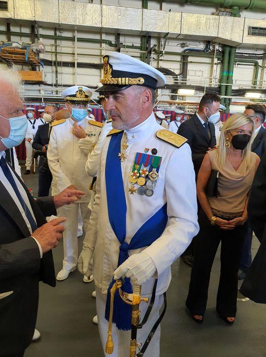 """Lanzi: """"Marina Militare: un orgoglio per il nostro Paese"""