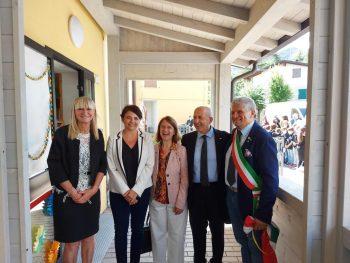 Gabriele Lanzi Maria Edera Spadoni e Maria Laura Mantovani M5S